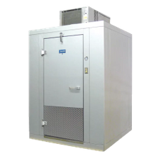 Arctic Industries BL66-C-SC Walk-In Cooler, Indoor, 5' 10