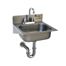 Eagle HSAE-10-FA-1X Hand Sink, wall mount, 14