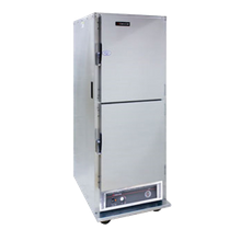 Cres Cor H-135-SUA-11 Cabinet, Mobile Heated, Insulated, Bottom-Mount Heater Assembly, Recessed Push/Pull Handles, Magnetic Latch