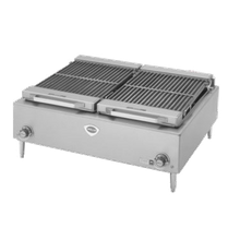 Wells B-50 Charbroiler, countertop, electric, 4
