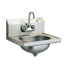 Eagle HSA-10-F-1X Hand Sink, wall mount, 13-1/2
