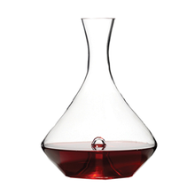 Fire Decanter, 26-1/2 ounce capacity, lead-free crystal, 1 each (1 ea/cs), Stolzle, RAK Porcelain 4000059