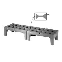 Metro HP2248PDMB Metro Bow-Tie Dunnage Rack, 22