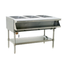 Eagle SHT3-120-X Sealed Well Hot Food Table, electric, open base, 48