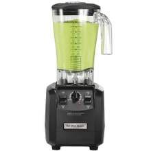 Fury High Performance Blender, two speed motor, 64 oz. capacity, stackable polycarbonate container, paddle switches, variable timer, jump cycle.