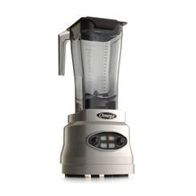 Omega BL630S Omega Blender, 64 oz. Tritan copolyester BPA-Free container, push button controls and timer, variable speed, pulse, infinity function