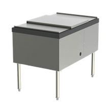 Perlick SS36IC10 SS Series Pass-thruService Station Ice Chest, with cold plate, 36