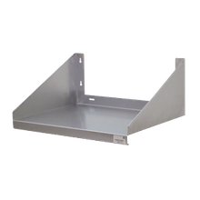 Advance Tabco MS-24-36 Microwave Shelf, wall-mounted, 36