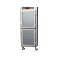 Metro C589-NDC-LPDC C5 8 Series Controlled Temperature Holding Cabinet, mobile, full height, pass thru, insulated, lip load (34) 18