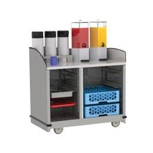Lakeside 8708 Hydration Cart, 44-3/4