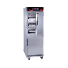 Cres Cor CO-151-F-1818-DZ Correctional Cook-N-Hold Cabinet, mobile, convection, top mounted power unit, solid state process controls, security panel