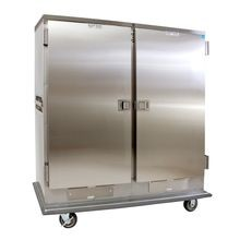 Cres Cor CCB-150 Cabinet, Mobile Banquet, insulated, two doors, with thermostatically controlled heat unit, capacity (150) 11