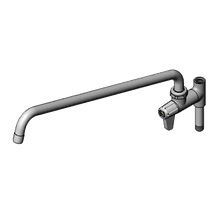 T&S Brass 5AFL18 Equip Add-On Faucet, 20-7/16
