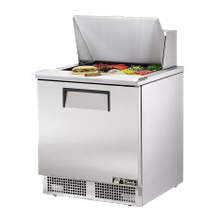 TRUE TFP-32-12M Sandwich/Salad Unit, one section, self-contained, (12) 1/6 size (4