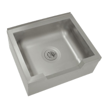 Advance Tabco 9-OP-48DF Mop Sink with Drop Front, floor mounted, 33