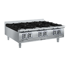 Electrolux 169103 (ACG36) EMPower Restaurant Range Boiling Top, gas, 36