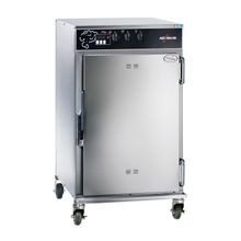 Alto-Shaam 1000-SK/II Halo Heat Slo Cook and Smoker Oven, electric, low-temperature, single deck, std. depth, 120 lb. capacity each - (3) full-size pans