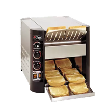 APW XTRM-2H X*Treme Conveyor Toaster, Electric, Countertop, (600) Slices/Hour Capacity, 3