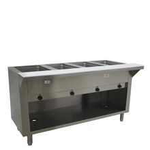 Advance Tabco HF-4E-240-BS Hot Food Table, electric, 62-3/8