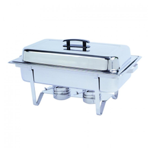 CHAFER ECONOMY FULL SIZE W/ LID HOLDER