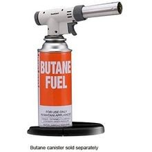 BUTANE TORCH BURNER PRO GRADE HIGH POWER 6300 BTU 10EA/CS