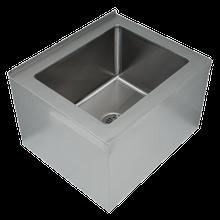 Mop Sinks | Commercial Utility Sink | Singer Equipment Co.