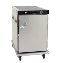 Cres Cor H-339-188C Cabinet, Mobile Heated, half-height, insulated, lift-out interior, capacity (8) 18