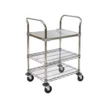 Eagle EU3-1830CS Utility Cart, 3-tier, 30