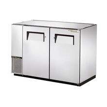 TRUE TBB-24GAL-48-S-HC Back Bar Cooler, two-section, 24