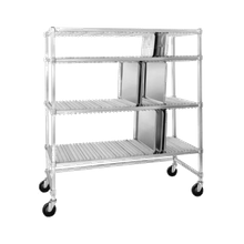 Channel ATDR-4 Tray Drying Rack, mobile, 63