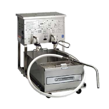 Southbend SBF18 Portable Filter Unit, mobile, for 75 lb economy fryers, 120v/60/1-ph, 1/3