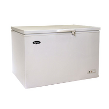 Atosa MWF9016 Atosa Solid Top Chest Freezer, 15.9 cu. ft., solid hinged lid with lock