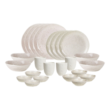 Earth Dinnerware Set, Natural, Designed by Robert Gordon Australia