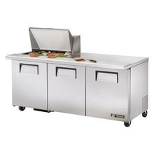 TRUE TSSU-72-12M-B-HC Mega Top Sandwich/Salad Unit, (12) 1/6 size (4