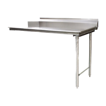Eagle CDTR-36-16/3-X Clean Dishtable, straight design, 36