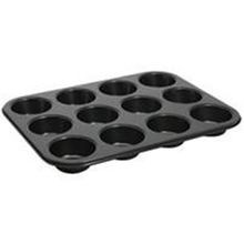 PAN MUFFIN 12 CUP NON STICK 2-3/4