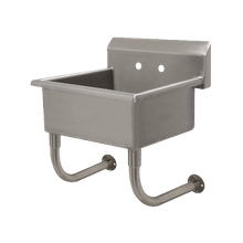 Advance Tabco FS-WM-2721 Service Sink, Wall Mounted, 27
