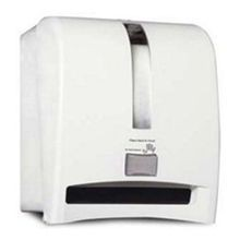 TORK DISPENSER FOR ROLL TOWEL WHITE INTUITION