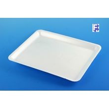 FOAM TRAY WHITE 9X11X.75 (250) 9L