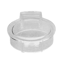 FMP 222-1255 Center Lid, flip top, for new style container