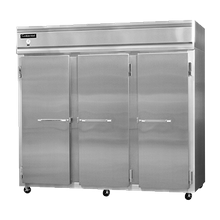 Continental 3FE Extra-Wide Freezer, reach-in, 85-1/2