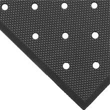 MAT SUPERFOAM PERFORATED 3X5 BLACK