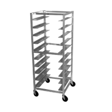 Advance Tabco OT20-3 Oval Tray Rack, mobile, full height, 26