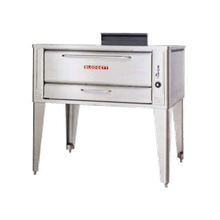 Blodgett 1048 DOUBLE Pizza Oven, deck-type, gas, 48