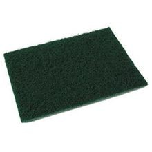 SCOUR PAD GREEN 6X9 MEDIUM DUTY (60)