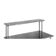 Eagle OS1296-16/3 Overshelf, table mount, 96