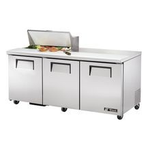 TRUE TSSU-72-08-HC Sandwich/Salad Unit, (8) 1/6 size (4