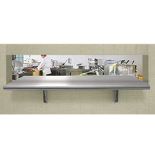 Advance Tabco PA-24-72 Pass-Thru Shelf, 24
