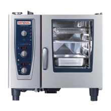 Rational B619106.19.202 (CMP 61E 208V Single Phase) CombiMaster Plus, Combi Oven/Steamer, electric, (6) 12
