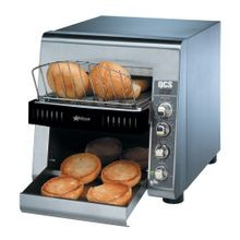 Star QCS2-600H Star QCS Conveyor Toaster, electric, 600 slices/hr., horizontal conveyor, analog speed, standby switch, independent